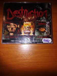 3CD Destruction-All Hell BreaksLoose/TheAntichrist/DayOfRecording