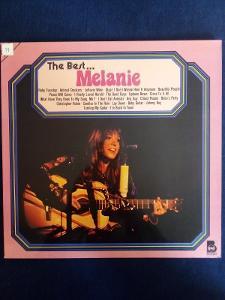 Melanie - The best of -Špičkový Stav- Germany 1976 LP