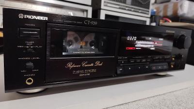 PIONEER CT-939 Stereo Cassette Deck/3HEAD/B,C,HX-PRO/HI-END (Japan)