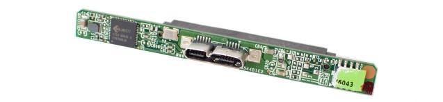 Elektronika pro připojení externího disku 3.0