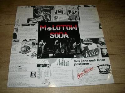 Molotow Soda – Keine Träume (1989) 1.Press ,TOP STAV!!!