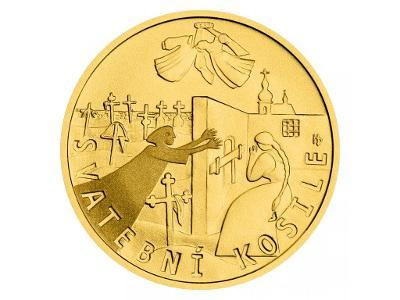 Zlatý dukát K. J. Erben, Kytice - Svatební košile