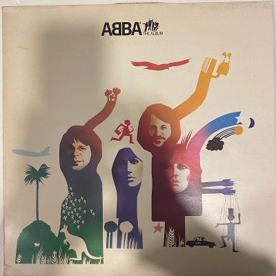 ABBA – The Album - LP vinyl