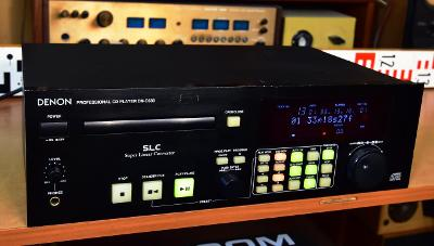 DENON DN-C680 profesionální CD přehrávač - asi k servisu (177874)
