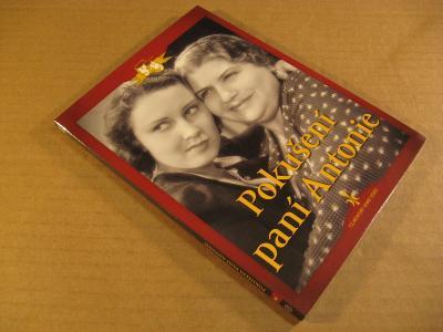 Slavínský, Baarová, Nedošinská POKUŠENÍ PANÍ ANTONIE 2012 DVD