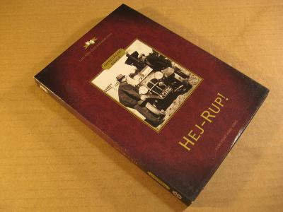 Frič, Voskovec, Werich HEJ - RUP zlatý fond kinematografie DVD