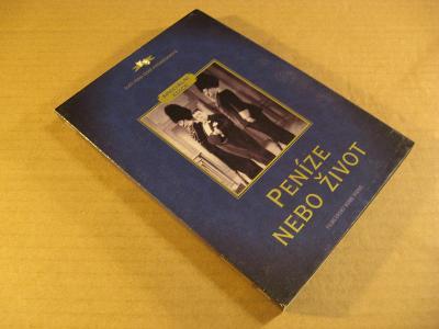 Honzl, Voskovec, Werich PENÍZE NEBO ŽIVOT 1932 zlatý fond DVD