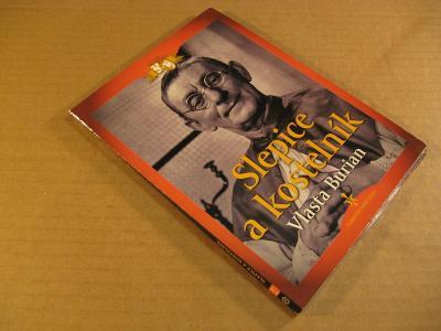Burian Vlasta SLEPICE A KOSTELNÍK 1951 DVD