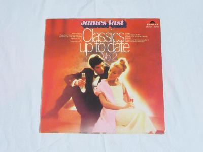 James Last - Vinyl deska Classics up to date Vol.2 Německo !!!