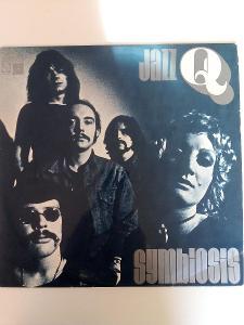 Jazz Q - Symbiosis -top stav- ČSSR 1974 LP VZÁCNOST!