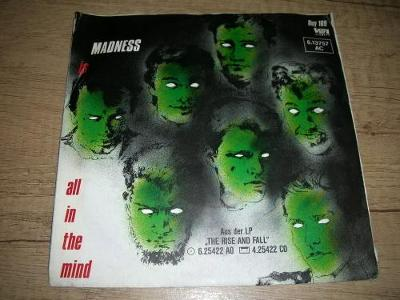 Madness – Tomorrow's  (1983) SP ,1.Press ,NM-