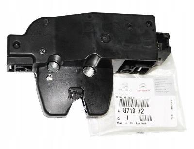 Zámek příklopu víka kufru Peugeot 206 SW 307 CC HTB SW 407 SW 871972