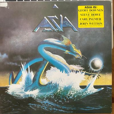 Asia – Alpha - LP vinyl