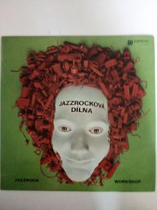 Jazzrocková dílna -top stav- ČSSR 1978 LP JAZZ Q ENERGIT..
