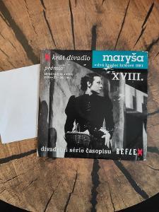 Záznam divadelního představení: Maryša , CD*