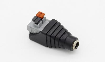 Napájecí konektor pro LED pásky samice 2,1 x 5,5 mm