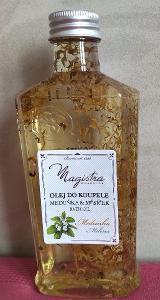 Koupelový olej Meduňka a měsíček 250ml, přírodní kosmetika