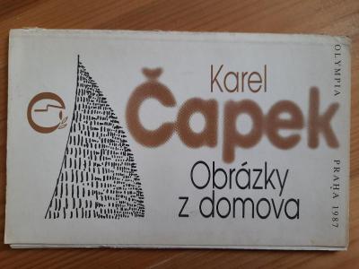 Obrázky z domova Karel Čapek