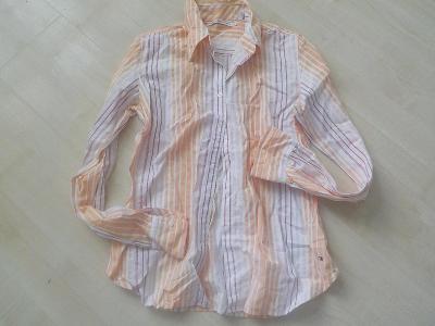 Tommy Hiklfiger paradni košile halenka vel 6/s+elastan