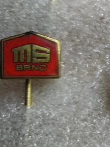 Odznak MS Brno