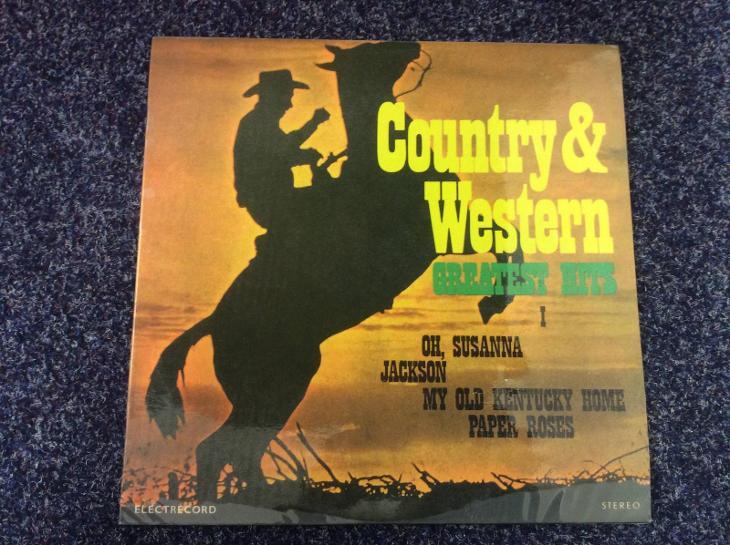 Country & Western - Greatest Hits I - Hudba