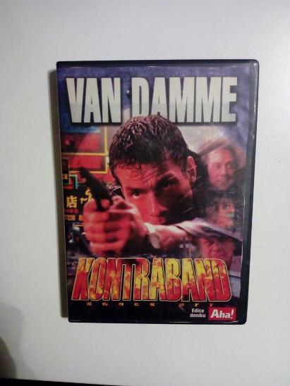 DVD, film Kontraband - Film