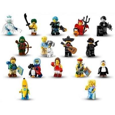 Originální LEGO 71013 - 16 kompletních panáčků