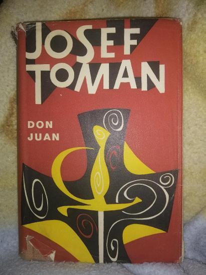 Josef Toman - Don Juan, 1959 - Knihy