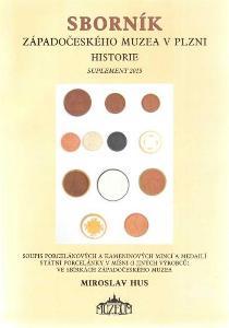 Soupis porcelánových a kameninových mincí a medailí (katalog)