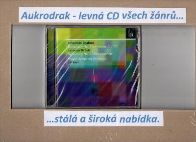 CD/Johannes Brahms-Symphony No.3/Jaroslav Krček