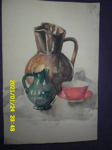 STEIN akvarel