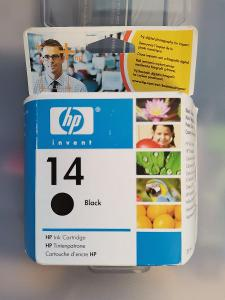 HP 14 - Black toner
