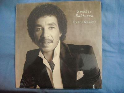 LP Smokey Robinson - Yes Its You Lady