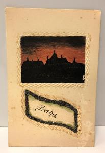 Stará pohlednice / dopisnice / pohled PRAHA