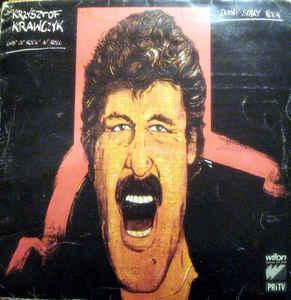 Krzysztof Krawczyk – Good Ol' Rock N'Roll - Dobry Stary Rock Labe– NM