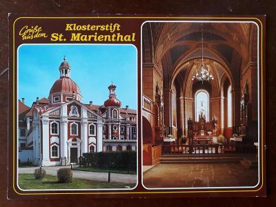 Klášter St. Marienthal - Ostritz