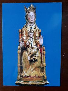 Werl - poutní bazilika, milostný obraz