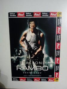 DVD, film Rambo