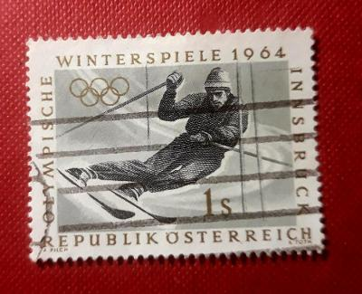 Österreich-Rakousko,SPORT od 1 Kč/ Z-595