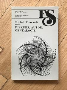 Michel Foucault – Diskurs, autor, genealogie (Svoboda, 1994)