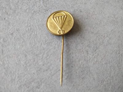 Odznak starý odznak Voják Armáda Padák ČSLA Výsadkář ČS