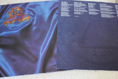 Killing Joke – Revelations LP 1982 vinyl Germany 1.press super stav