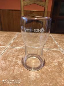Retro sklenička K6 0,3l
