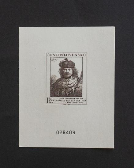 ČESKOSLOVENSKO - PT20 - Filatelie