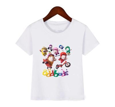 Oddbods - dětské tričko, různé velikosti