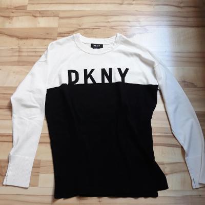 DKNY nádherný svetr  S
