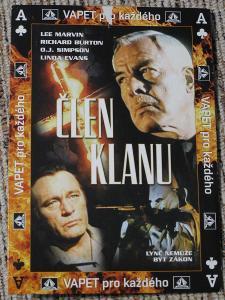 DVD-Člen klanu