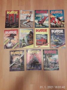 Ikarie 2. ročník 1991 - čísla 2 až 12