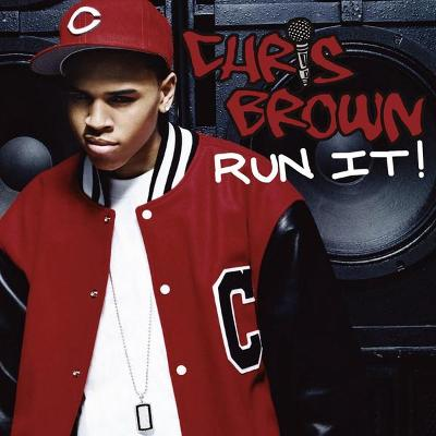 "LP- CHRIS BROWN - Run It! (12""Maxi singl)´2005 USA Press"