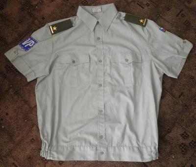 origo uniforma košile AČR VP důstojník